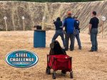 Steel Challenge Pistol Shoot